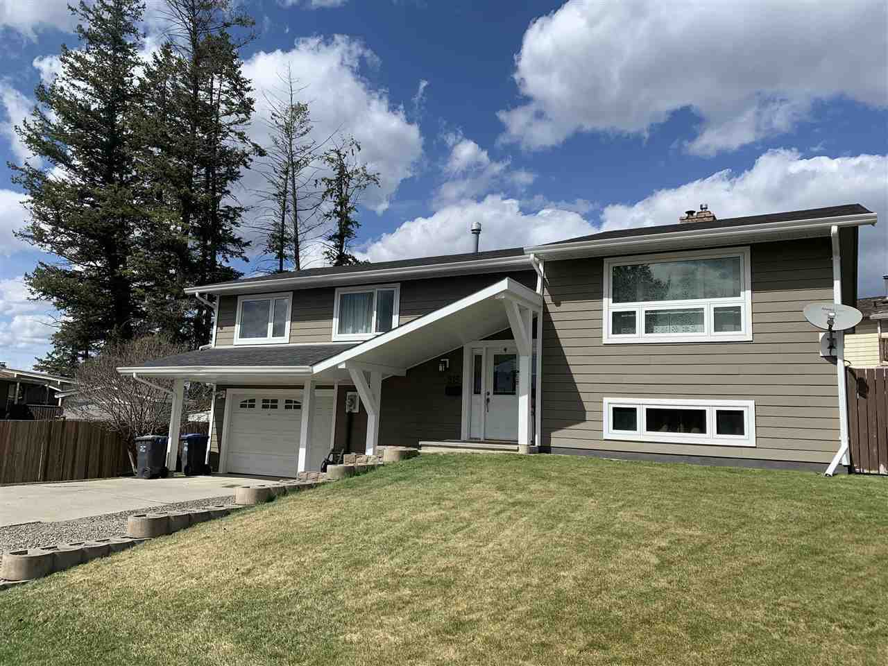 Main Photo: 215 CORNWALL Crescent in Williams Lake: Williams Lake - City House for sale (Williams Lake (Zone 27))  : MLS®# R2452019