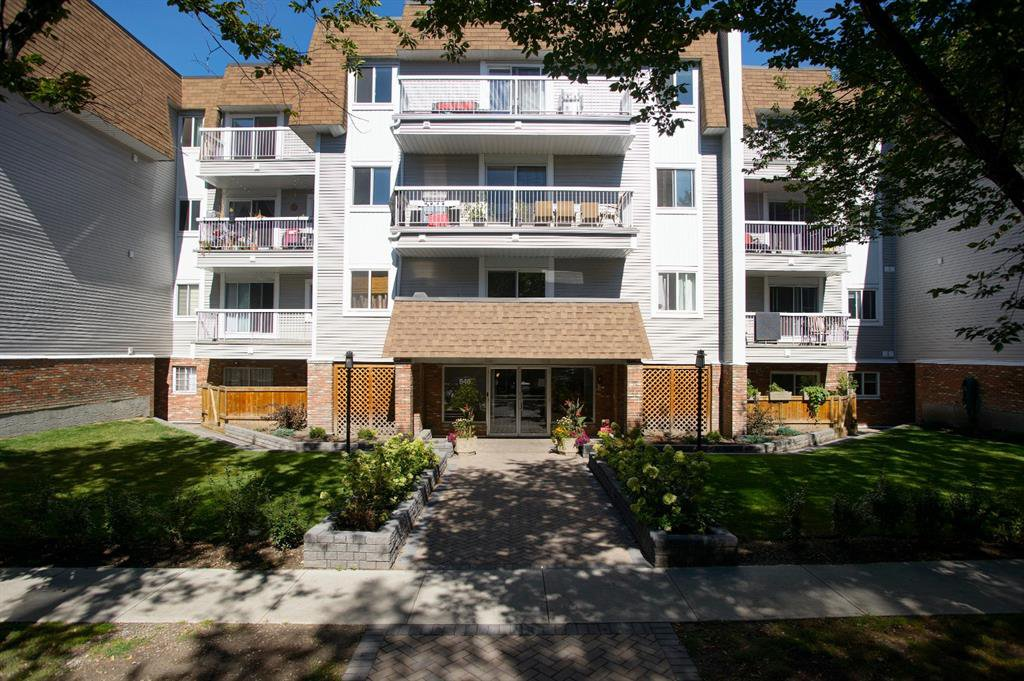 Main Photo: 202 540 18 Avenue SW in Calgary: Cliff Bungalow Apartment for sale : MLS®# A1032645