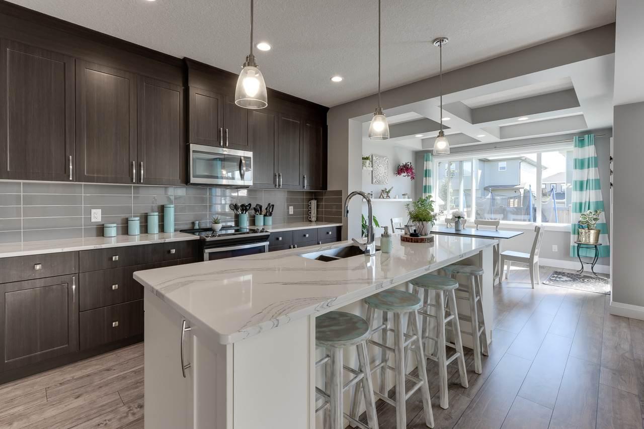 Main Photo: 1044 SOUTH CREEK Wynd: Stony Plain House for sale : MLS®# E4219800