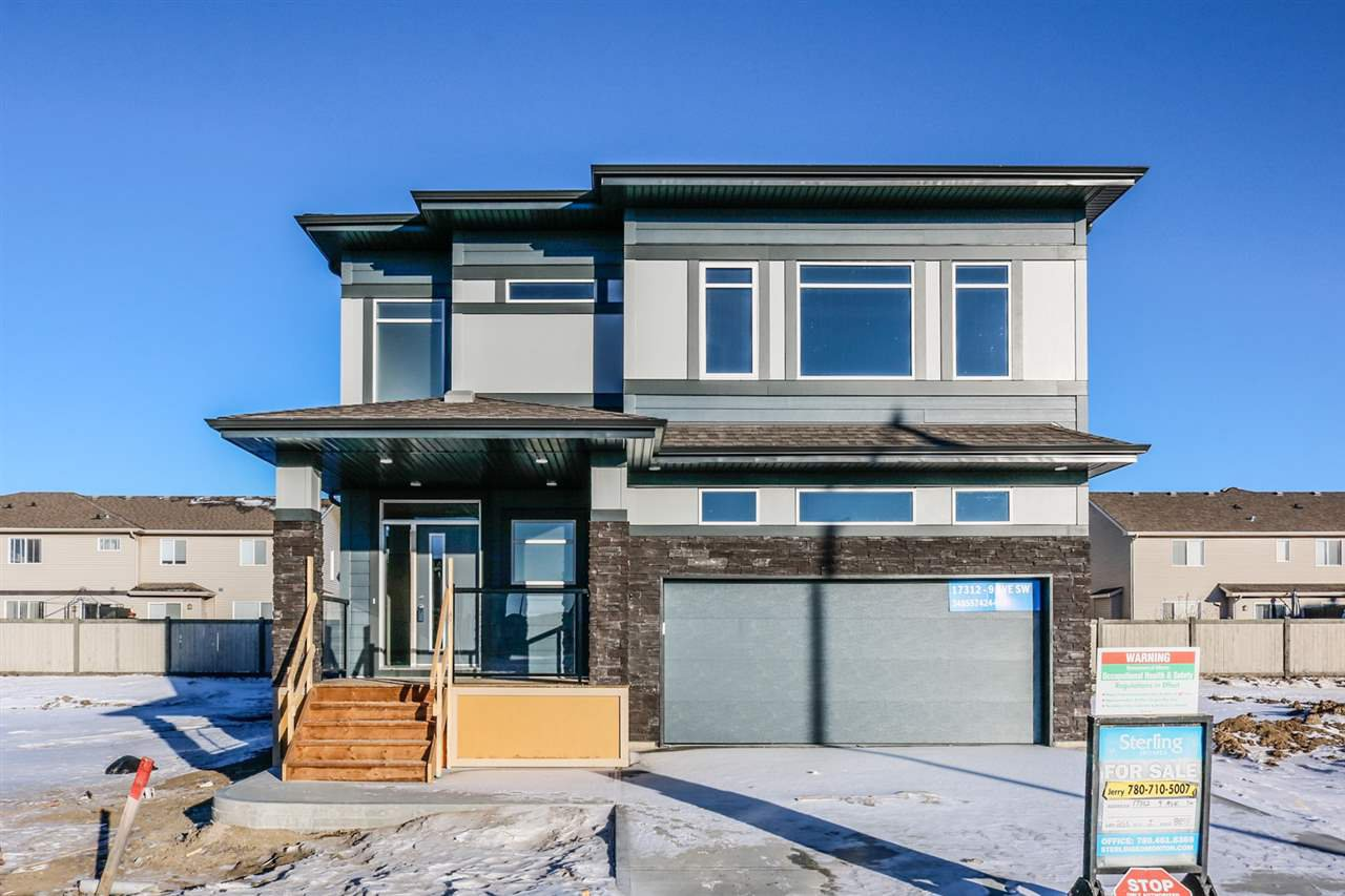 Main Photo:  in Edmonton: Zone 56 House for sale : MLS®# E4220214