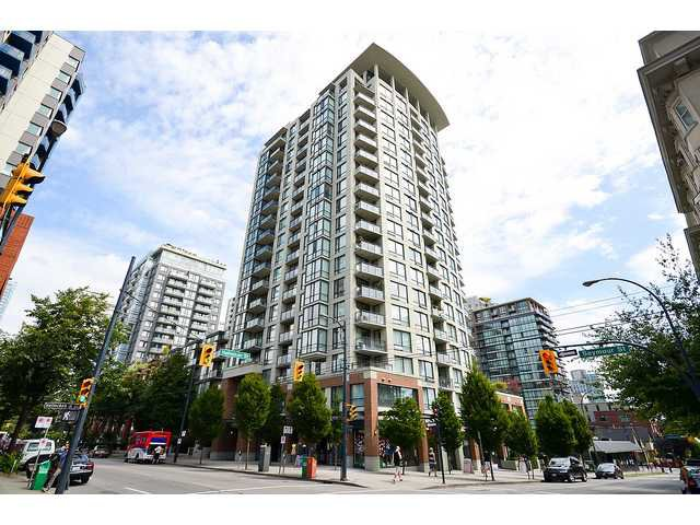 Main Photo: 209 1082 SEYMOUR Street in Vancouver: Downtown VW Condo for sale (Vancouver West)  : MLS®# V963736