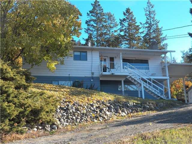 Main Photo: 132 LAKEVIEW Avenue in Williams Lake: Williams Lake - City House for sale (Williams Lake (Zone 27))  : MLS®# N223256