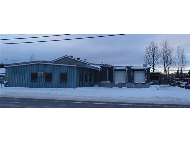 Main Photo: 397 1ST Avenue in PRINCE GEORGE: Downtown Commercial for sale (PG City Central (Zone 72))  : MLS®# N4505871