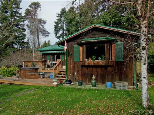 Main Photo: 105 Eagle Ridge Dr in SALT SPRING ISLAND: GI Salt Spring House for sale (Gulf Islands)  : MLS®# 629933