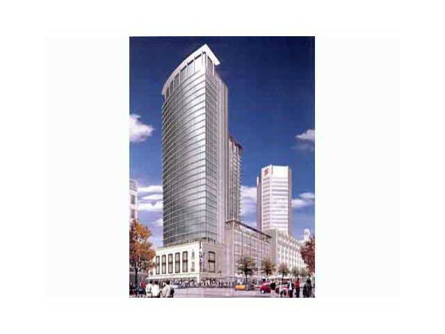 Main Photo: 907 610 GRANVILLE Street in Vancouver: Downtown VW Condo for sale (Vancouver West)  : MLS®# V999353