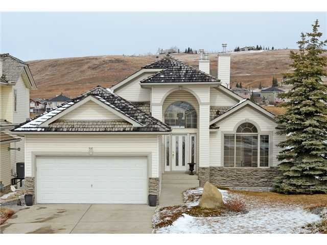 Main Photo: 86 GLENEAGLES View: Cochrane Residential Detached Single Family for sale : MLS®# C3563788