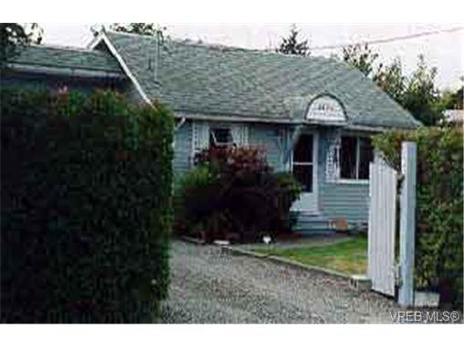 Main Photo: 3806 Rowland Ave in VICTORIA: SW Tillicum House for sale (Saanich West)  : MLS®# 198364