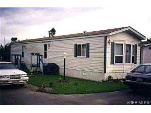 Main Photo: 27 7021 W Grant Rd in SOOKE: Sk John Muir Manufactured Home for sale (Sooke)  : MLS®# 302076