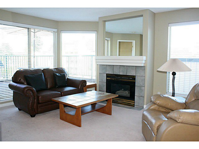 Photo 2: Photos: # 407 1650 GRANT AV in Port Coquitlam: Glenwood PQ Condo for sale : MLS®# V1093325