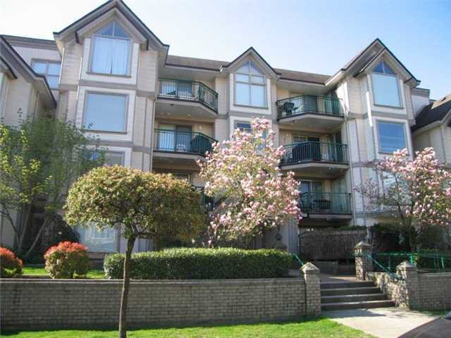 Photo 1: Photos: # 407 1650 GRANT AV in Port Coquitlam: Glenwood PQ Condo for sale : MLS®# V1093325