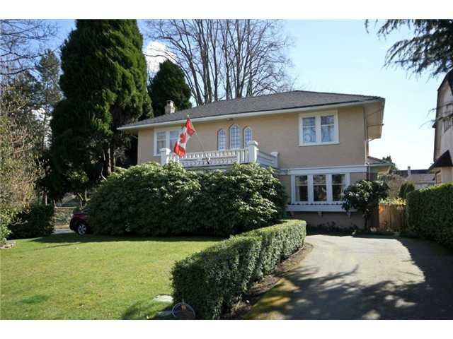 Photo 3: Photos: 1406 W 40TH AV in Vancouver: Shaughnessy House for sale (Vancouver West)  : MLS®# V1090183
