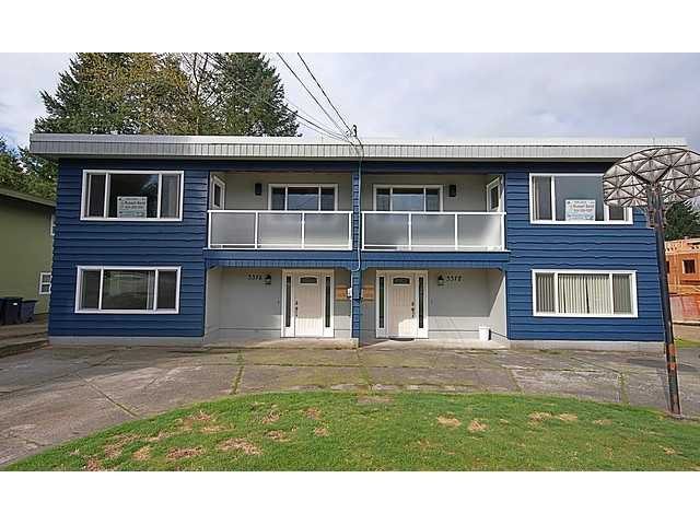 Main Photo: 3376 - 3378 VIEWMOUNT DR in Port Moody: Port Moody Centre Multifamily for sale : MLS®# V943156