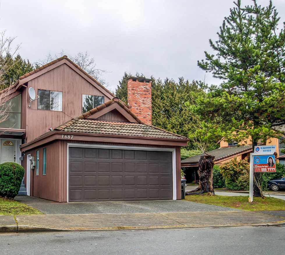Main Photo: 3687 HENNEPIN AVENUE in Vancouver: Killarney VE House for sale (Vancouver East)  : MLS®# R2025542