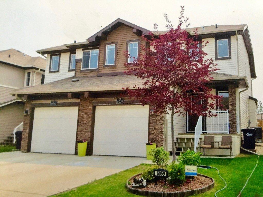Main Photo: 6059 Sunbrook Landing in Sherwood Park: Edmonton House for sale : MLS®# E4012471