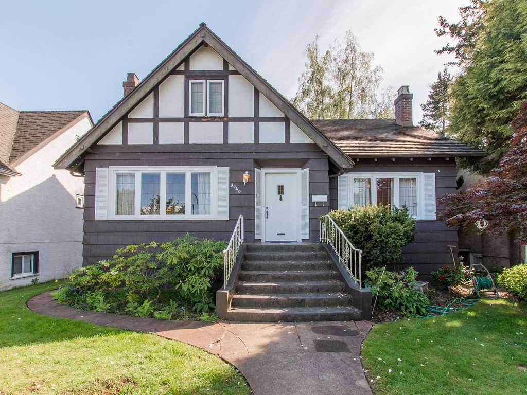 Main Photo: 3040 W 34TH AVENUE in Vancouver: MacKenzie Heights House for sale (Vancouver West)  : MLS®# R2075215