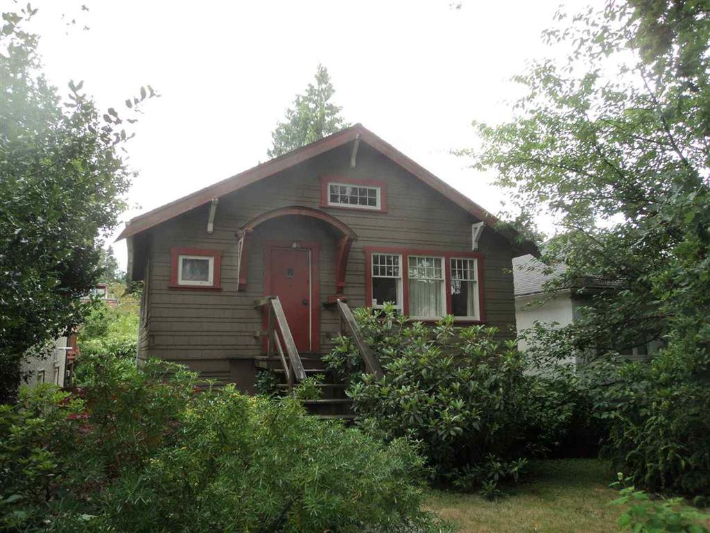 Main Photo: 4608 W 14th Avenue in Vancouver: Point Grey House  (Vancouver West)  : MLS®# R2288036
