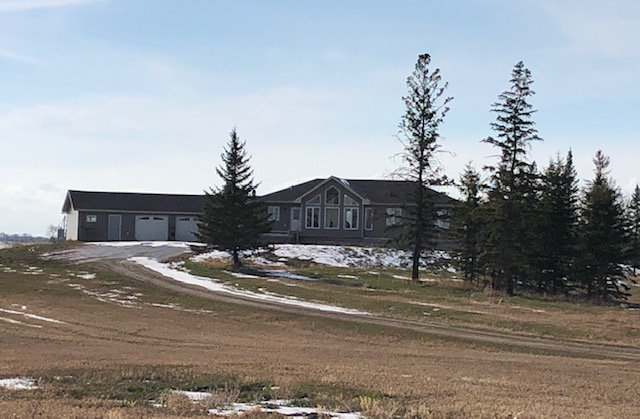 Main Photo: Pt SE 1-44-6-W4: Wainwright Rural House with Acreage for sale (MD of Wainwright)  : MLS®# 66464