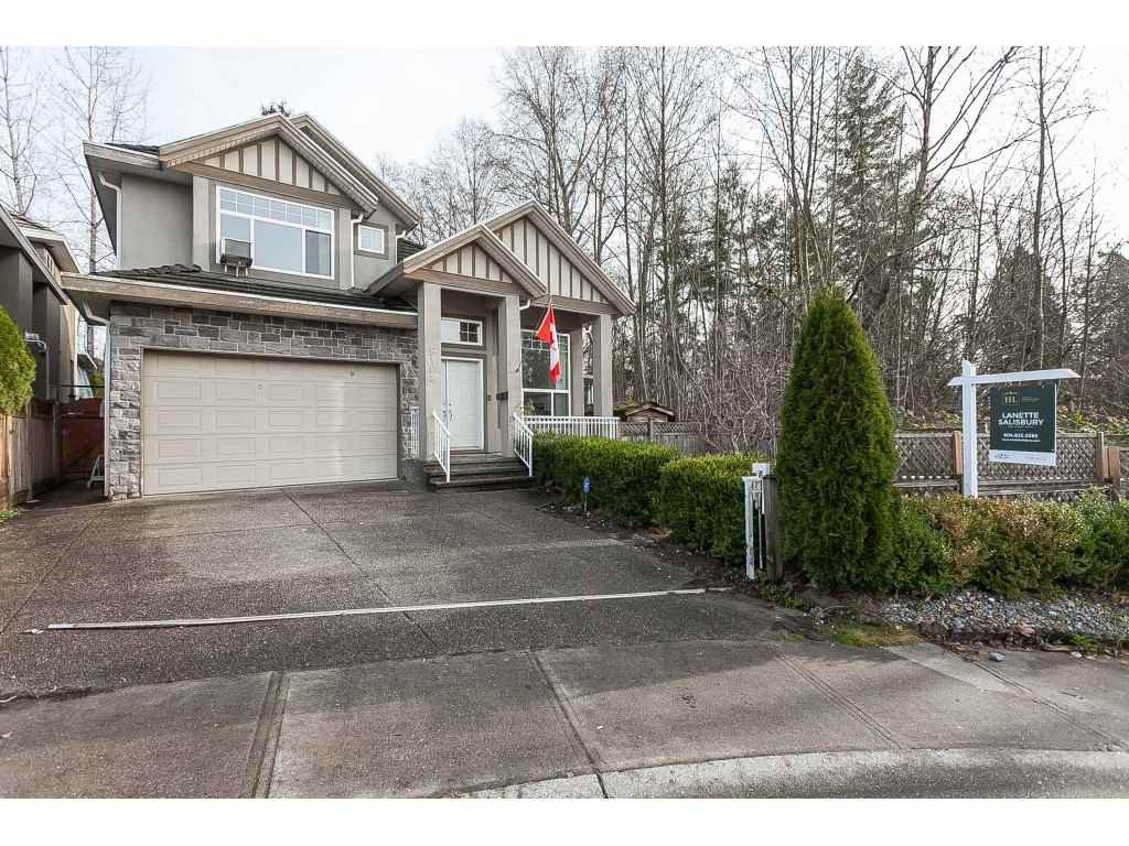 "Main Photo: 8106 152 Street in Surrey: Fleetwood Tynehead House for sale in ""Fleetwood"" : MLS®# R2422317"