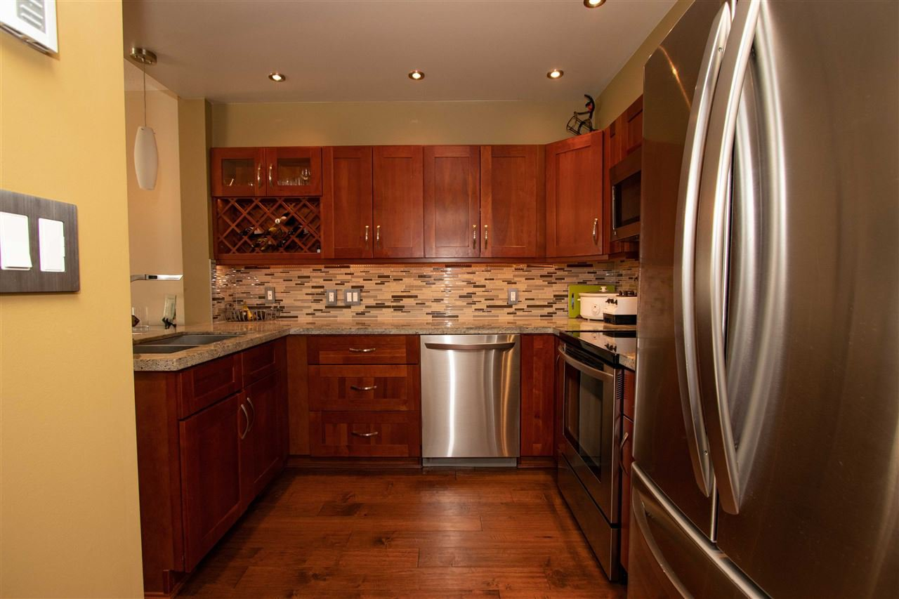 """Photo 5: Photos: 108 3600 WINDCREST Drive in North Vancouver: Roche Point Condo for sale in """"WINDCREST AT RAVEN WOODS"""" : MLS®# R2431036"""