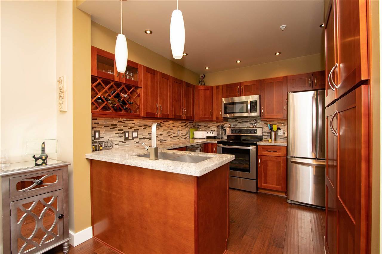 """Photo 3: Photos: 108 3600 WINDCREST Drive in North Vancouver: Roche Point Condo for sale in """"WINDCREST AT RAVEN WOODS"""" : MLS®# R2431036"""