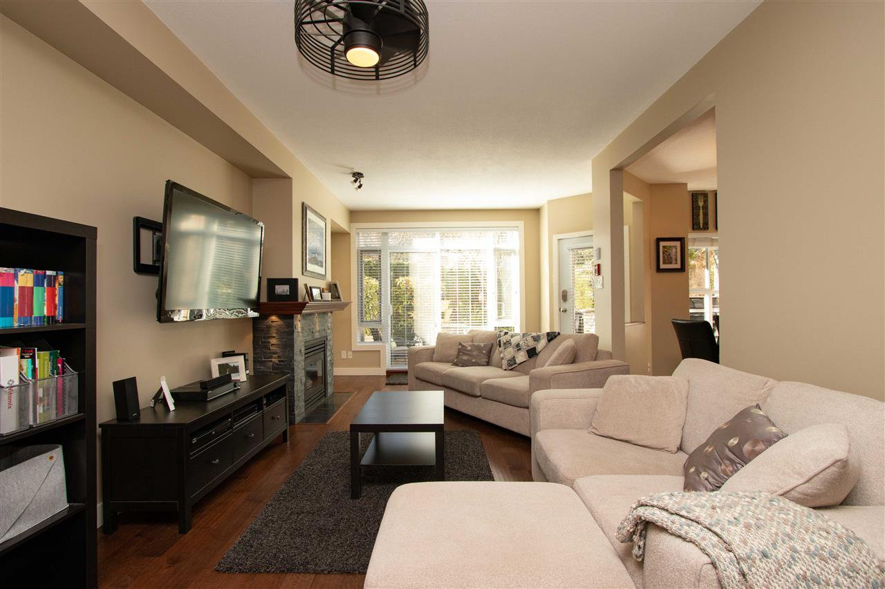 """Photo 8: Photos: 108 3600 WINDCREST Drive in North Vancouver: Roche Point Condo for sale in """"WINDCREST AT RAVEN WOODS"""" : MLS®# R2431036"""