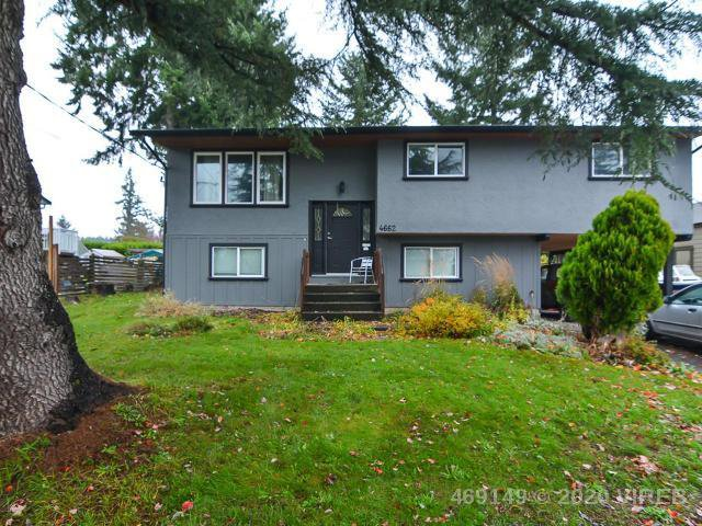 Main Photo: 4662 Macintyre Ave in COURTENAY: CV Courtenay East Single Family Detached for sale (Comox Valley)  : MLS®# 839908