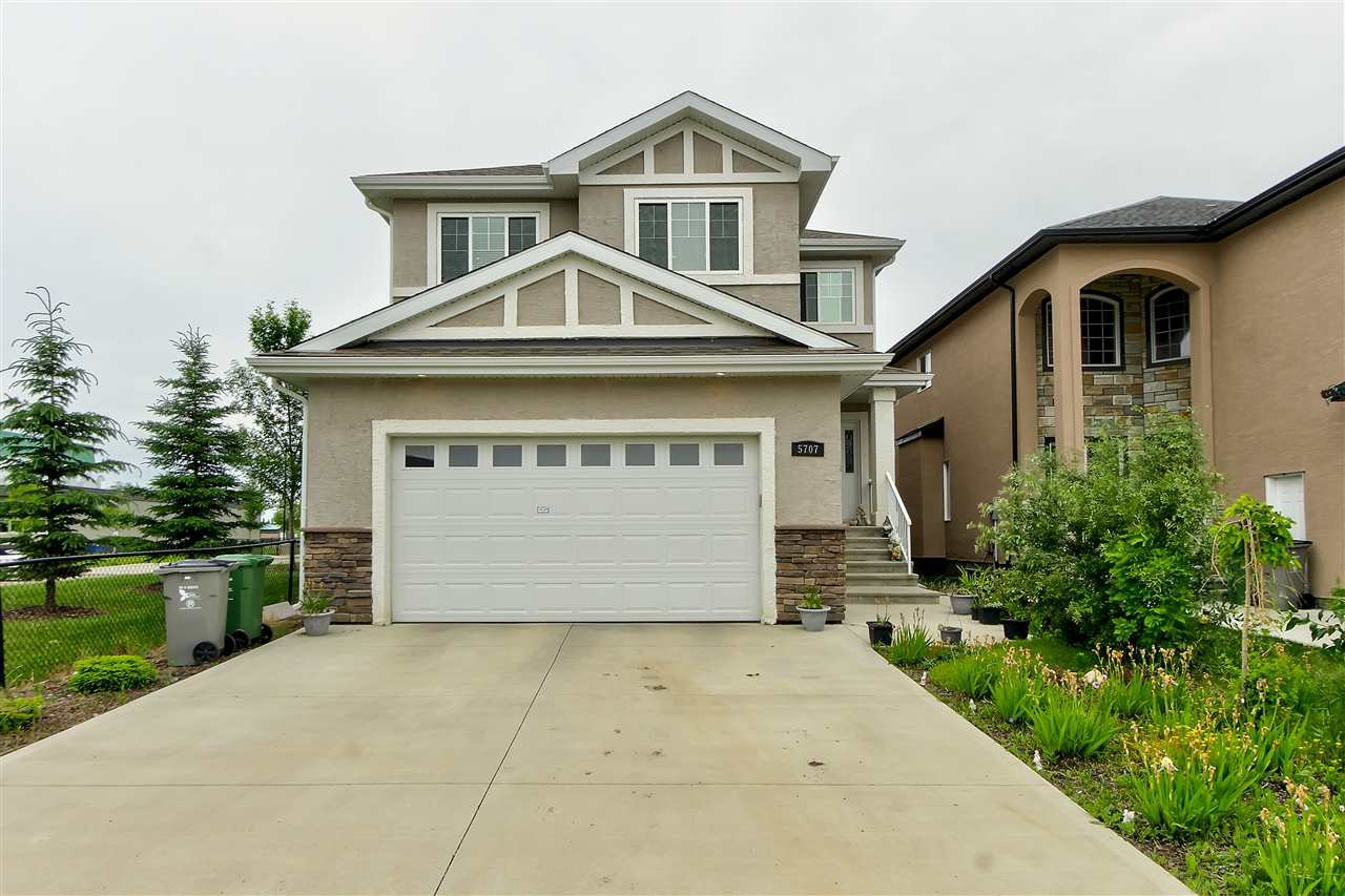 Main Photo: 5707 RUE EAGLEMONT: Beaumont House for sale : MLS®# E4203997