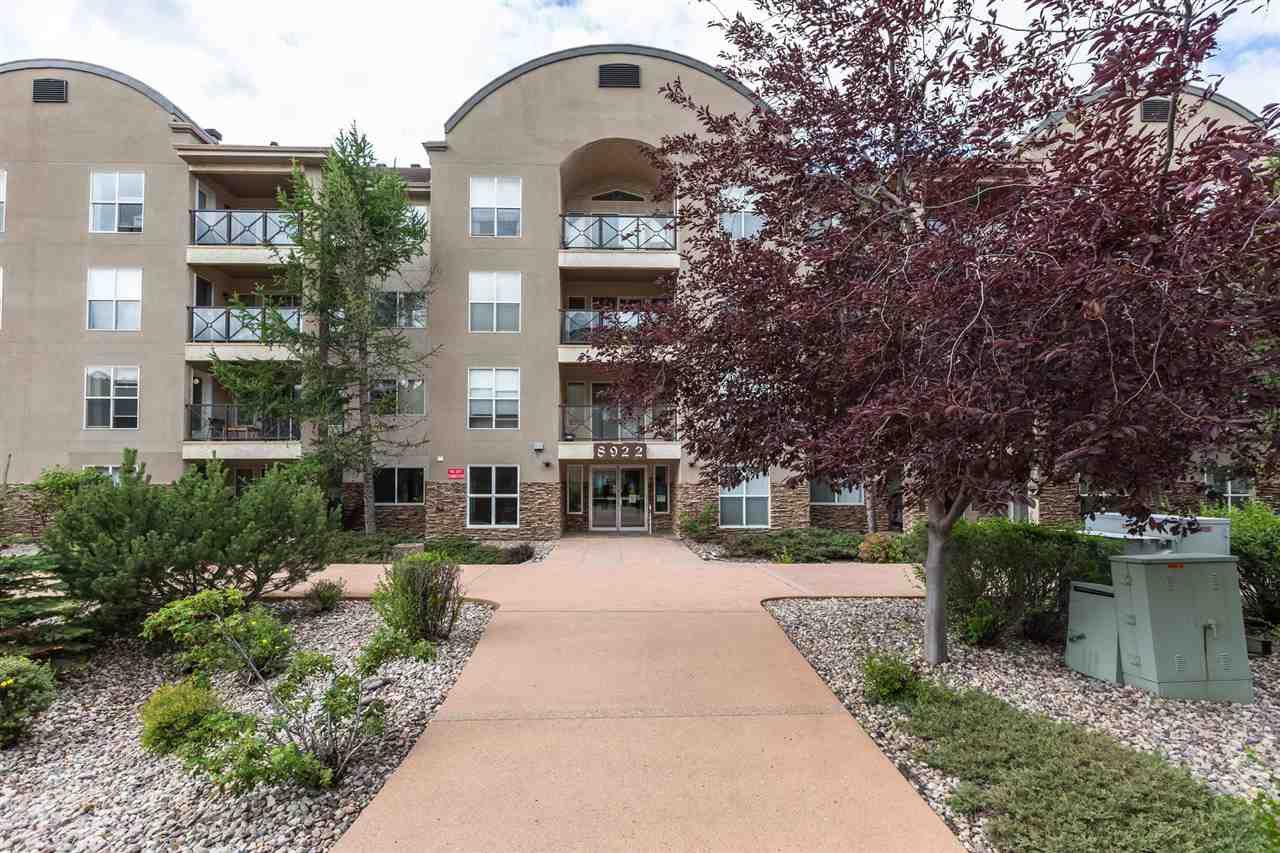 Main Photo: 405 8922 156 Street in Edmonton: Zone 22 Condo for sale : MLS®# E4206457