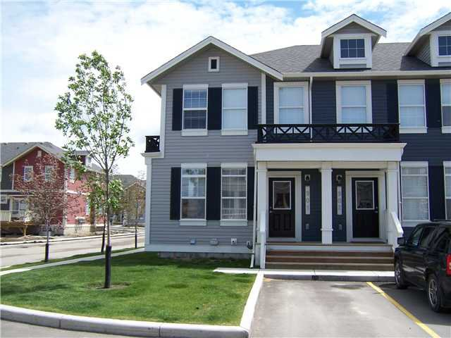 Main Photo: 901 1001 EIGHTH Street NW in : Airdrie Townhouse for sale : MLS®# C3529500