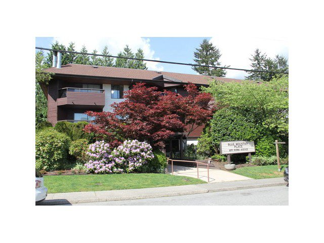 Main Photo: 316 1177 HOWIE Avenue in Coquitlam: Central Coquitlam Condo for sale : MLS®# V1007730