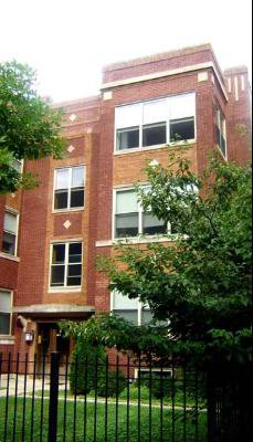 Main Photo: 4435 Beacon Street Unit 1 in CHICAGO: Uptown Rentals for rent ()  : MLS®# 08429675
