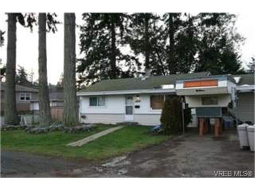 Main Photo:  in VICTORIA: Co Wishart North House for sale (Colwood)  : MLS®# 454441