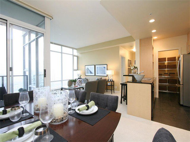 Main Photo: # 3205 583 BEACH CR in Vancouver: Yaletown Condo for sale (Vancouver West)  : MLS®# V1097555