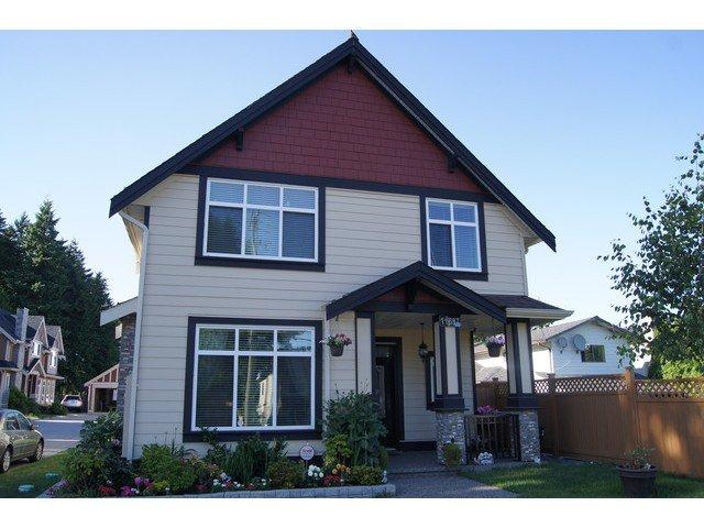 Main Photo: 11637 86TH AV in Delta: Annieville House for sale (N. Delta)  : MLS®# F1444401