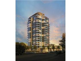 Main Photo: 1203 150 W 15TH Street in NORTH VACOUVER: Central Lonsdale Condo for sale (North Vancouver)  : MLS®# V1086609