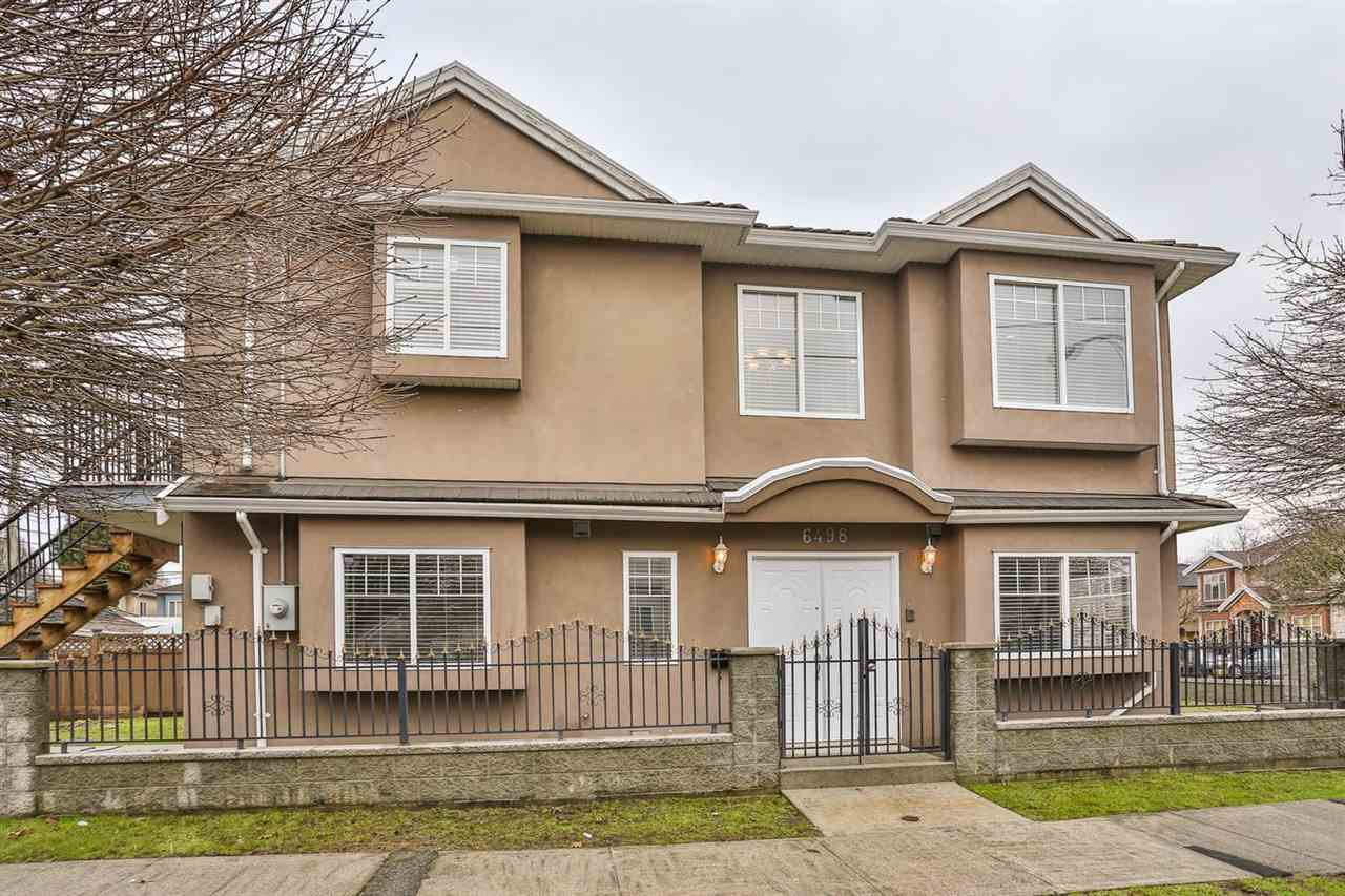 Main Photo: 6498 FLEMING STREET in : Knight House for sale : MLS®# R2025390