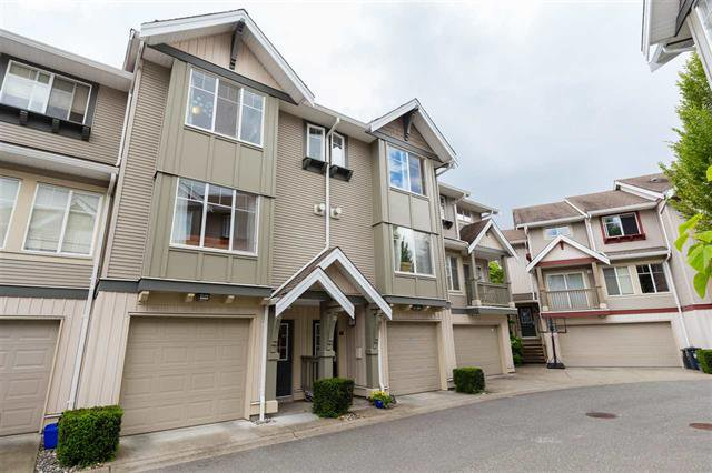 Main Photo: 47-6651 203 Street in Langley: Willoughby Heights Townhouse for sale : MLS®# R2377385