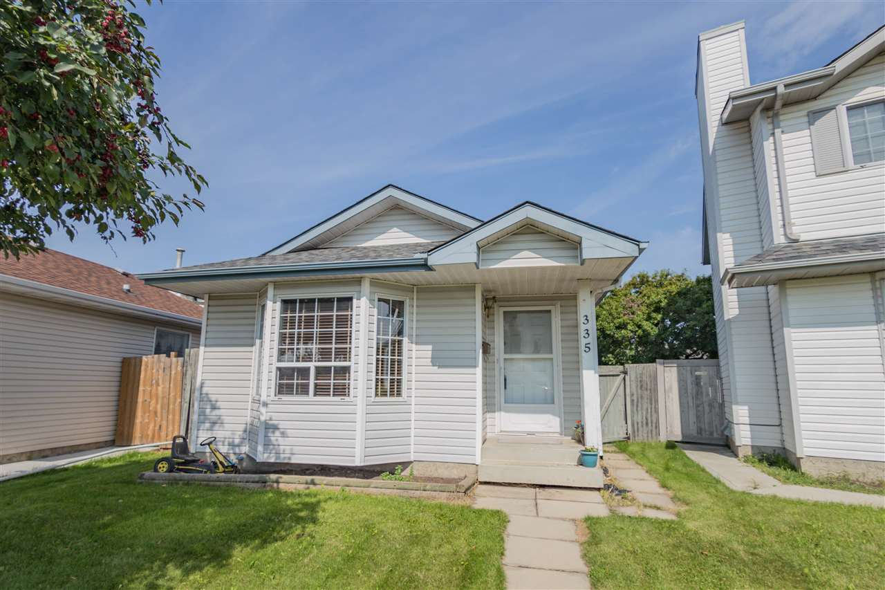 Main Photo: 335 KLINE Crescent in Edmonton: Zone 29 House for sale : MLS®# E4167308