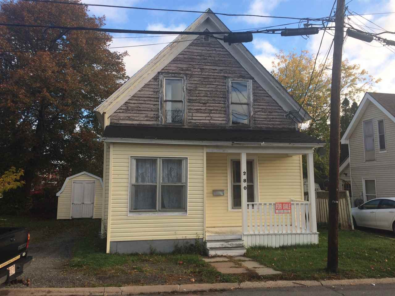Main Photo: 280 Brother Street in New Glasgow: 106-New Glasgow, Stellarton Residential for sale (Northern Region)  : MLS®# 202002001