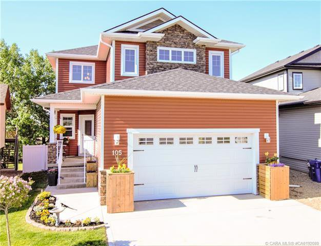Photo 1: Photos: 105 Vintage Close in Blackfalds: Valley Ridge Residential for sale : MLS®# A1012308