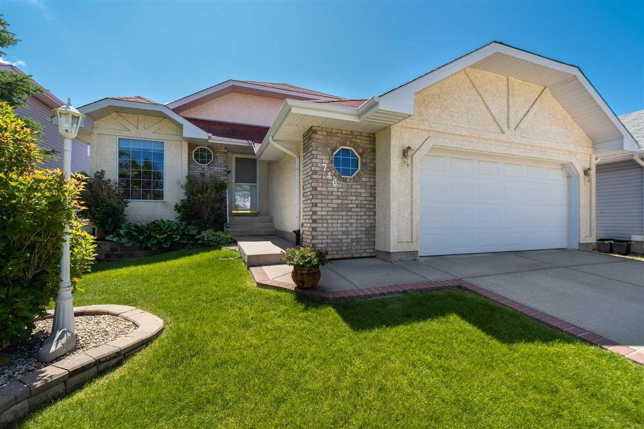 Main Photo:  in Edmonton: Zone 20 House for sale : MLS®# E4211355