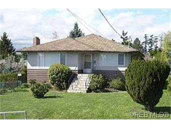 Main Photo: 554 Mountfield Street in VICTORIA: SW Tillicum Single Family Detached for sale (Saanich West)  : MLS®# 212232