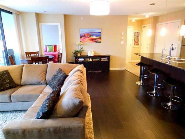 "Main Photo: 1001 2979 GLEN Drive in Coquitlam: North Coquitlam Condo for sale in ""ALTAMONTE"" : MLS®# V987363"