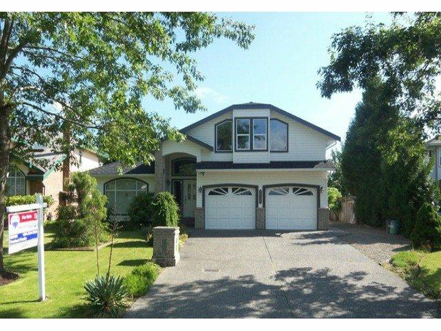 """Main Photo: 22156 46 AV in Langley: Murrayville House for sale in """"Upper Murrayville"""" : MLS®# F1307279"""