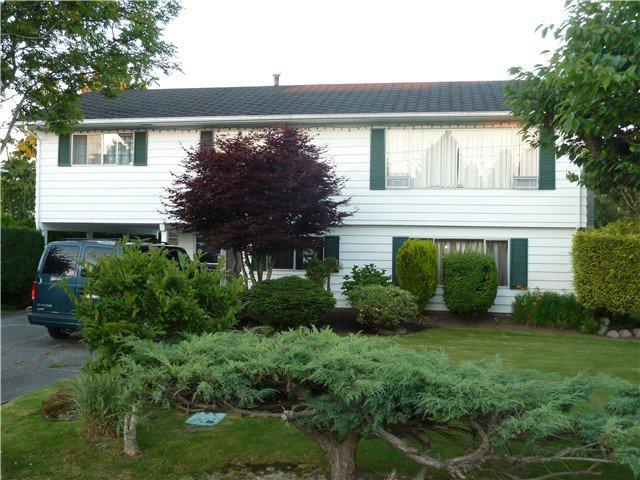 "Main Photo: 8660 CANTLEY Road in Richmond: Lackner House for sale in ""LACKNER"" : MLS®# V1015489"