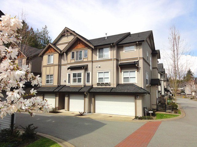 "Main Photo: # 21 12677 63RD AV in Surrey: Panorama Ridge Townhouse for sale in ""SUNRIDGE ESTATES"" : MLS®# F1316011"