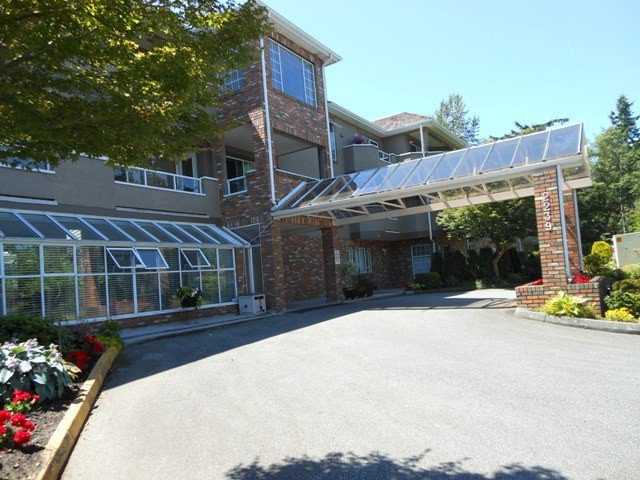 "Main Photo: 302 2239 152 Street in Surrey: Sunnyside Park Surrey Condo for sale in ""Semiahmoo Estates"" (South Surrey White Rock)  : MLS®# F1316640"