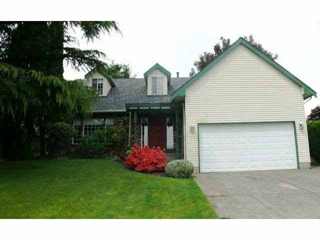 Main Photo: : House for sale : MLS®# f1407344