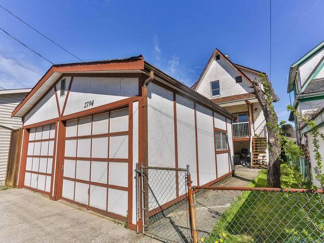 Photo 14: Photos: 2794 TRINITY STREET in Vancouver: Hastings East House for sale (Vancouver East)  : MLS®# R2054441