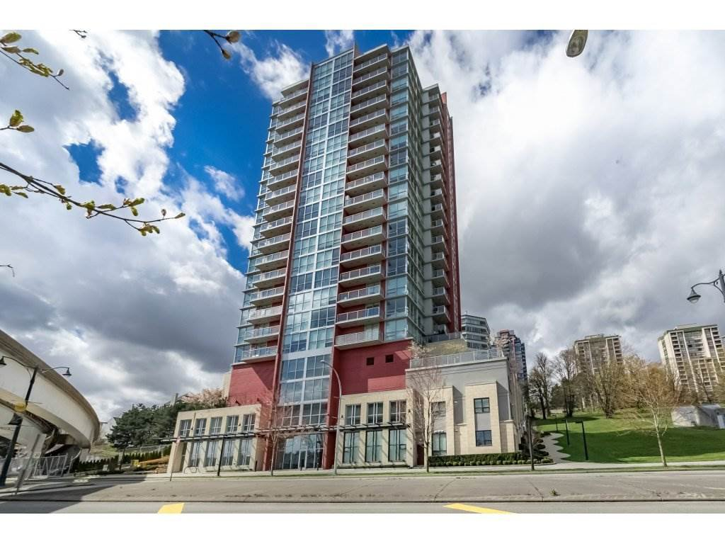 Main Photo: 1001 125 COLUMBIA STREET in New Westminster: Downtown NW Condo for sale : MLS®# R2257276